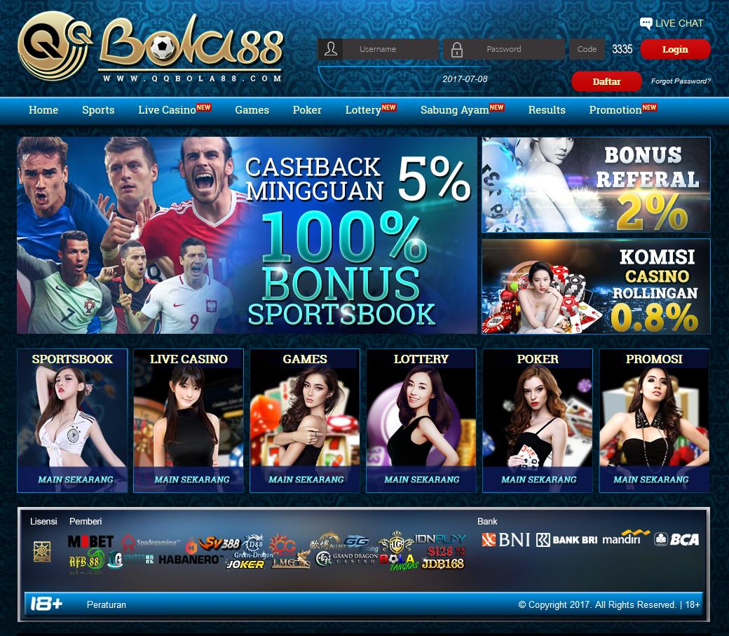QQ Bola88 – Link Alternatif Bola88